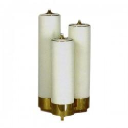 THREE-FLAMES CANDLEHOLDER