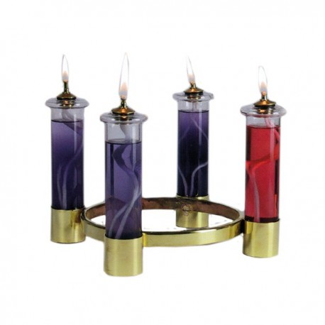 ADVENT CANDLEHOLDER