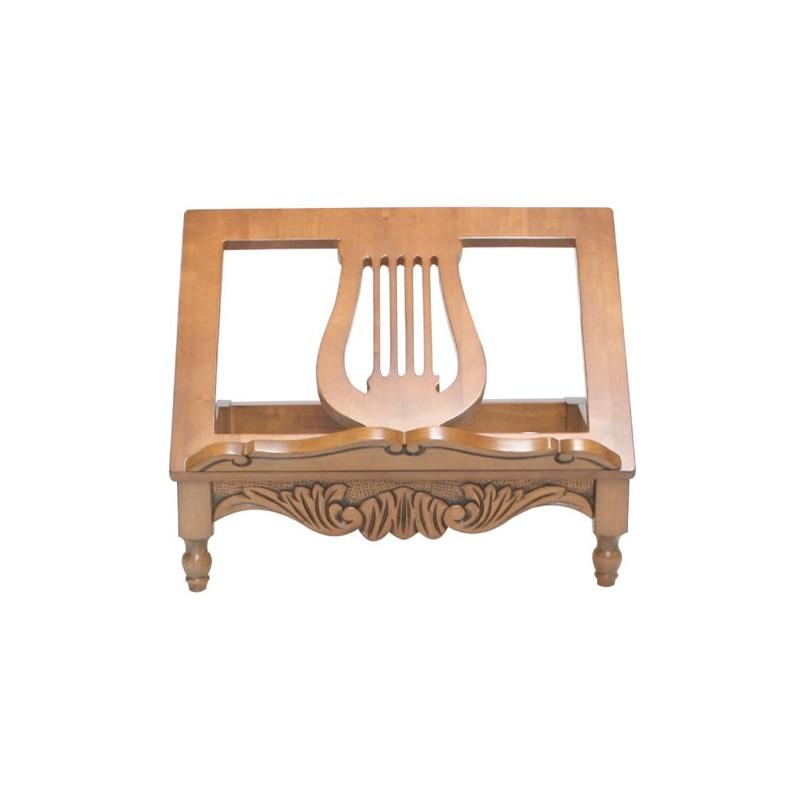 Leggio da tavolo in legno intagliato - Costruire un leggio da tavolo ...