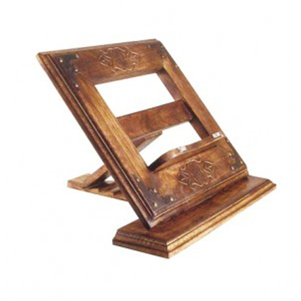 Leggio da tavolo in legno tovaglioli di carta - Costruire un leggio da tavolo ...