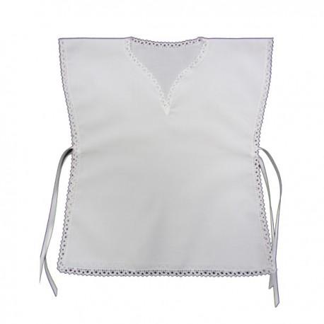 WHITE BAPTISM CLOTHING