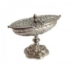 INCENSE BURNER SHUTTLE