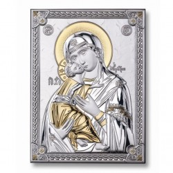 VIRGIN WITH THE BABY'S ICON