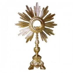 BAROQUE MONSTRANCE