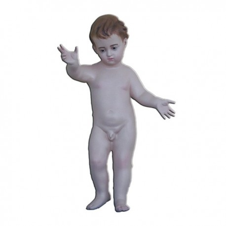 NAKED BABY JESUS