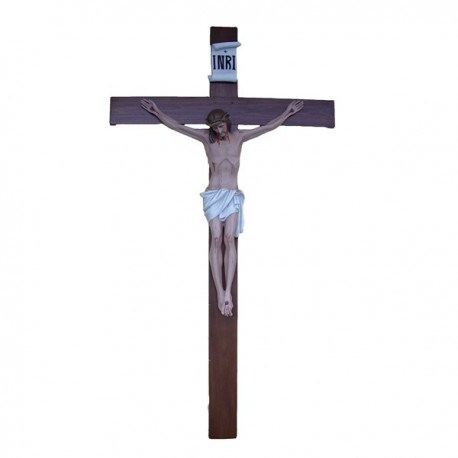 CRUCIFIX WITH CROSS (220 CM.)