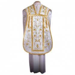 SILK CHASUBLE