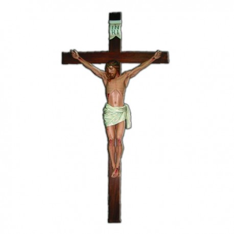 CRUCIFIX WITH CROSS (400 CM.)