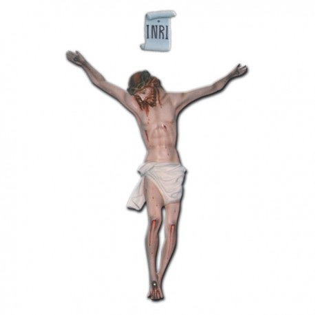 CRUCIFIX ONLY WITH BODY