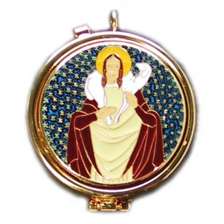 GOLDEN SHRINE WITH VARNISH PLATE