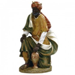 BLACK WISE MAN