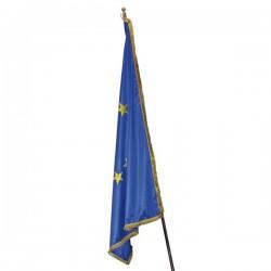 BANDIERA EUROPA CON FRANGIA