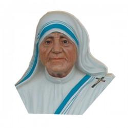 SANTA MADRE TERESA DI CALCUTTA  MEZZO BUSTO