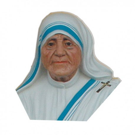 MOTHER THERESA (HALF CHEST)