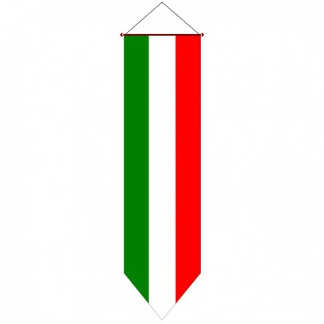 VERTICAL ITALIAN FLAG TO HANG UP