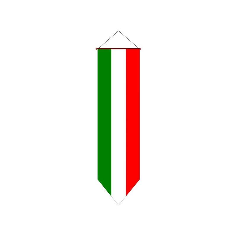 Italian Flag: Vertical Italian Flag For External Use, To Hang Up