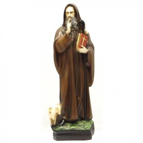 Statua sant 39 antonio abate da 30 cm for Arredo bimbo sant antonio abate
