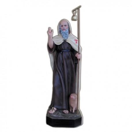 Statua sant 39 antonio abate da 80 cm for Arredo bimbo sant antonio abate