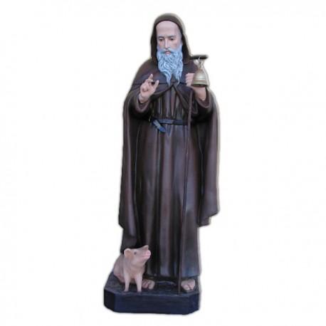 Statua sant 39 antonio abate da 120 cm for Arredo bimbo sant antonio abate