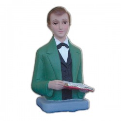 SAINT DOMINIC SAVIO HALF CHEST