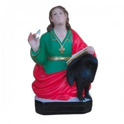 SAINT JOHN THE EVANGELIST (HALF CHEST)