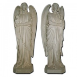 STANDING ANGELS (CANDLEHOLDERS)