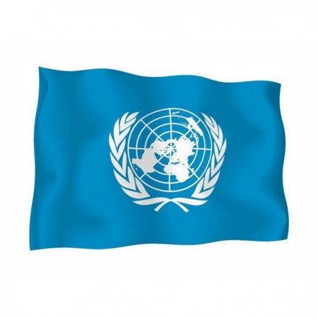 BANDIERA O.N.U.