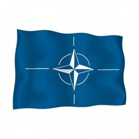 FLAG OF N.A.T.O.