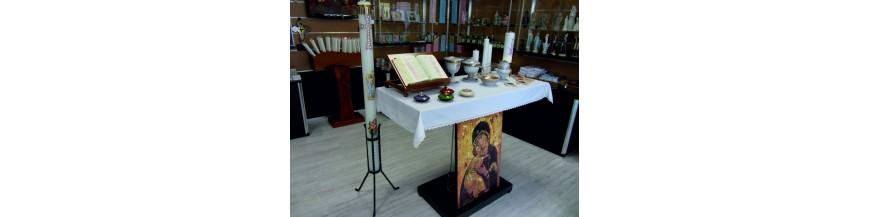 Arredi sacri e liturgici per chiese faps parma for Arredi sacri
