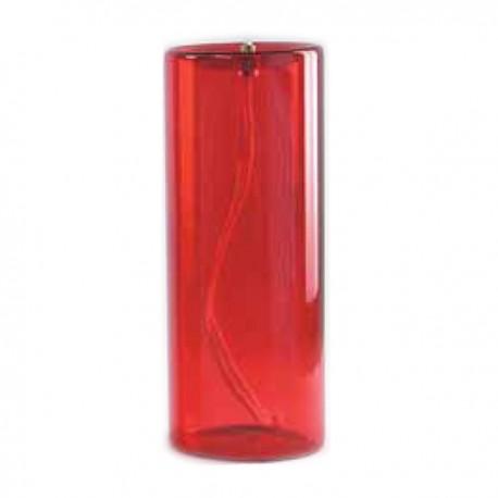 GLASS FOR LIQUID WAX