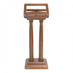 WOODEN LECTERN