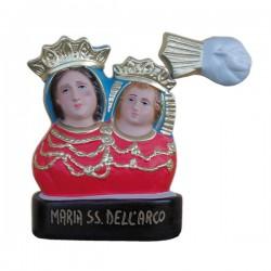 VIRGEN DEL ARCO MEDIO BUSTO