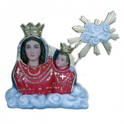 VIRGIN OF THE BOW HALF CHEST