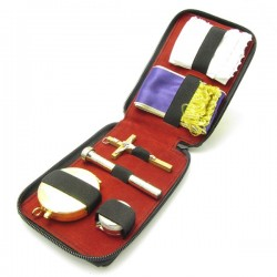 CASE OF VEAL'S LEATHER