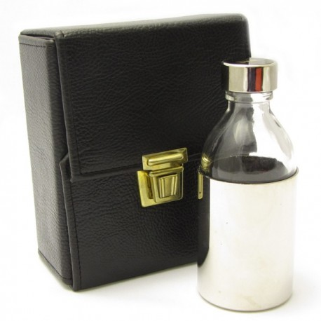 CASE WITH TWO BOTTLES