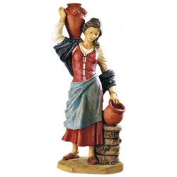 WOMAN WITH AMPHORAS