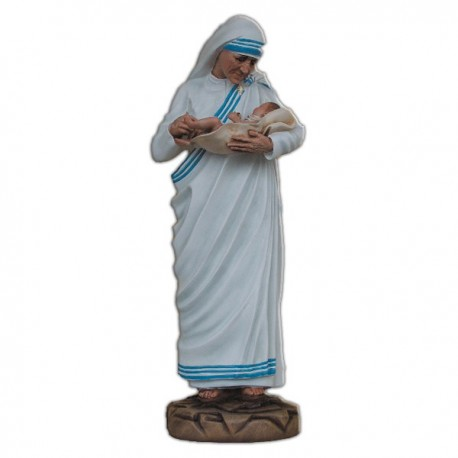 MOTHER THERESA WITH BABY