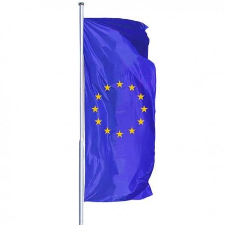 VERTICAL EUROPEAN FLAG