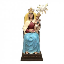SEATED VIRGIN OF THE BOW