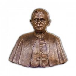 POPE BENEDICT XVI HALF CHEST