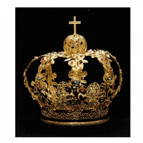 IMPERIAL CROWN WITH STONES
