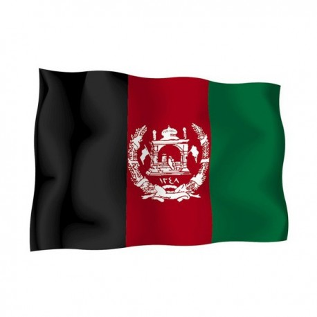 FLAG OF AFGHANISTAN