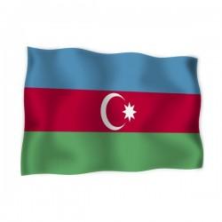 BANDIERA AZERBAIJAN