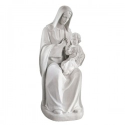 VIRGIN WITH THE BABY